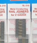 Peco SL210 Rail joiners - reduced